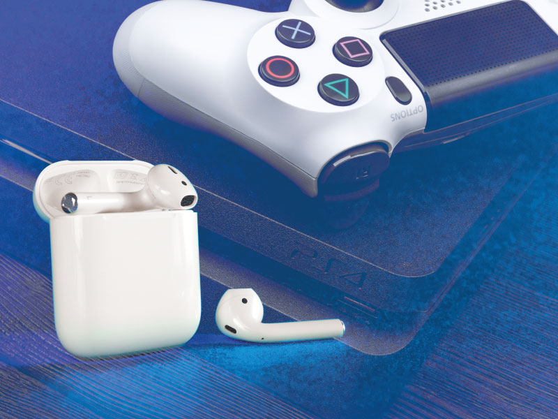 How Can You Connect Air Pods to PS4
